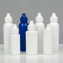 60ml de água de queda de HDPE o tubo de plástico embalagens para produtos líquidos