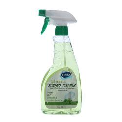 Hogar ecológica Streak-Free Limpiador limpiador de superficies de cristal líquido de limpieza de vidrio aroma de menta 500g