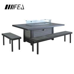 تصميم فريدة [أوتدوور&160]; أثاث لازم [غس&160]; [فيربيت] طاولة لأنّ حديقة/فندق