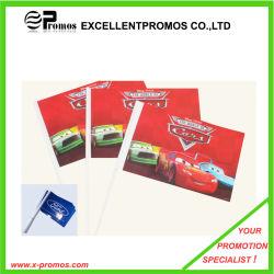 Qualitäts-Digital-Druck-Handwellenartig bewegende Papiermarkierungsfahnen (EP-F8141)
