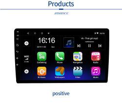 منتج جديد للبيع الساخن شاشة تعمل باللمس بحجم 10 بوصات قرص DVD للسيارة مشغل السيارة دي في دي ستريو دي في دي مشغل أندرود