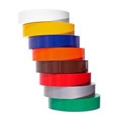 Valeur élevée de qualité professionnelle de ruban isolant en PVC isolant imperméable
