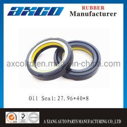 Produtos Un+Metal+PU cobre a vedação de óleo, o cilindro hidráulico de Vedação de Óleo, V o anel de vedação 25*38*7/7,8