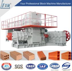 Tunnel KilnのよいPrice Soil Clay Brick Machine