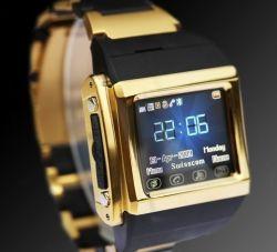 La pantalla táctil reloj teléfono con Bluetooth (W600FB)
