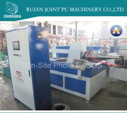 Multi-Color Effiency alta PU Shoe-Making vertiendo la máquina