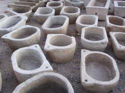 Canaleta de pedra antiga mármore (SH394)