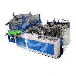 Impermeables desechables de plástico PE cubierta de Fundas de protección que hace la máquina
