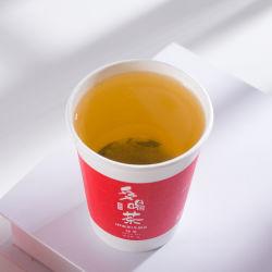 Comercio al por mayor bebidas nuevo papel de la Copa Invisible instantánea la parte inferior de té, té verde orgánico