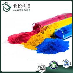Colorants de résine époxy/polyester enduits en poudre de peinture en aérosol de revêtements de pulvérisation électrostatique