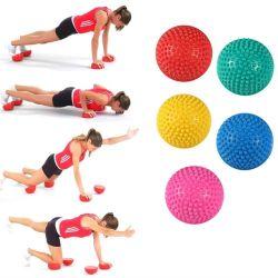 Demi-ronde balles de massage Yoga pour Enfants et adultes équilibre Pod gousses en forme de dôme de remise en forme de pied de la stabilité