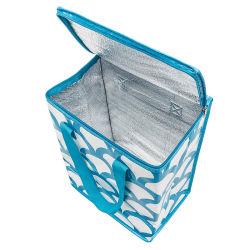 Função multi-material piquenique do Resfriador Camping Portable Soft TPU Refrigerador Leak-Proof Personalizados Sacos Saco de isolamento para alimentos misturador
