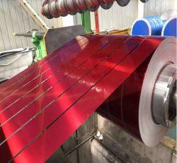 3003 3004 3105 사전 도색된 알루미늄 코일 코팅 알루미늄 호일