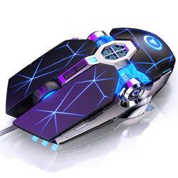 오리지널 팩토리 프로모션 G3OS 게임 마우스 맞춤형 로고 프린트 무선 컴퓨터 마우스