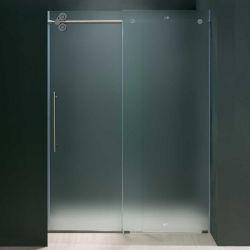 4-12mm Vidro Temperado Interior porta do chuveiro