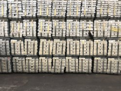 Les lingots de zinc zinc de lingots de métal 99,995 %