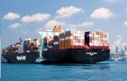 Het verschepen van China aan Piraeus/Valencia/Barcelona/Madrid/Fos//Felixstowe/Birmingham/Naples