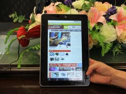 10.2 인치 Touchscreen 정제 PC (Epad)