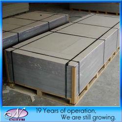 L'extérieur cloison décorative Cartes Fibre de ciment pour matériaux de construction
