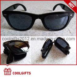 A FDA&Ce Moda de fábrica sem dobrar os óculos de sol com a lâmpada UV400 para presente de promoção