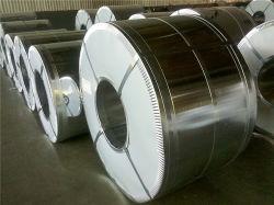 Plaque en métal pour le creux profond, bobine en acier plaqué en étain (SSM-15263)