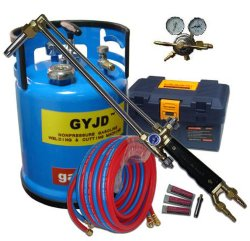 Handgriff Oxygen Gasoline Cutting Torch (CER genehmigt) (GY100)