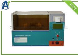 جهاز اختبار القوة الكهربية العازلة IEC60156 BDV-2 زيت العزل BDV