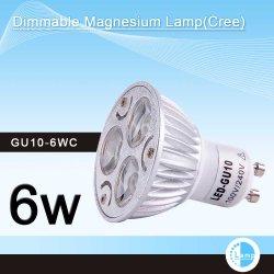 Het LEIDENE van Dimmable Licht van de Vlek, Gu10 LEIDENE Lamp, LEIDENE Bol, LEIDENE Gu10