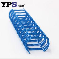 YPS dubbelring-binddraad O met nylon coating voor notebook Inbinden