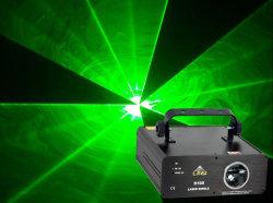 CE&RoHS Certification (D100)를 가진 100MW Green Laser Light