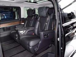 Lusso & codice categoria dell'automobile/automobile/passeggero Bus/S di VIP/Van/sede di cuoio per la conversione del benz Vito/V-Class/Metris/Sprinter di Mercedes
