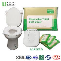Forniture per il bagno Portable Traval Pack carta igienica monouso e a risciacquo Coperchi