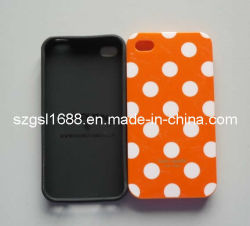 TPU Case for iPhone 4G (GSL-0216)