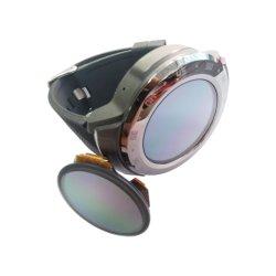 1.39インチ400*400スマートな腕時計のための円形のAmoledスクリーンのAmoledの表示モジュールLCMのパネルMipi+Spi