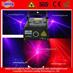 Mini 200MW RB DMX danceteria a luz do laser