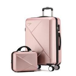 럭셔리 뷰티 메이크업 케이스 캐리 온 트래블 세트 트롤리 가방