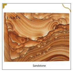 الصينية المصنع ذو الجودة العالية الأصفر خشب التيك من الحجر الرملى