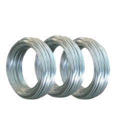 1,8 mm preço de fábrica de aço galvanizado de baixo teor de carbono bobinas de hastes para pistolas de fazer