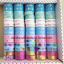 Pegatina de artesanía china Suppliers Washy cintas cinta de papel
