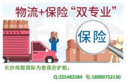 Assicurazione espressa di Chang-Sha, assicurazione marina, assicurazione dell'aria e l'altra assicurazione di trasporto del carico