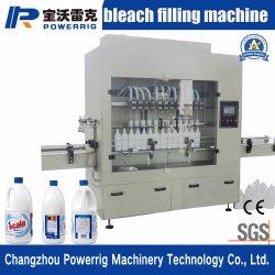 Het hete Bleekmiddel van de Ontsmettingsmiddelen van het Product van de Verkoop Vloeibare Anti Corrosieve en het Vullen van het Toilet de Schonere Apparatuur van de Machine