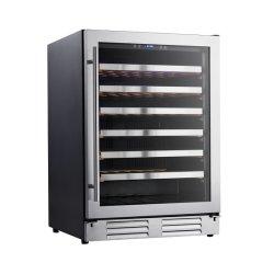 135L 54 병은 지역 가구 또는 상업적인 포도주 냉장고 냉각기를 골라낸다