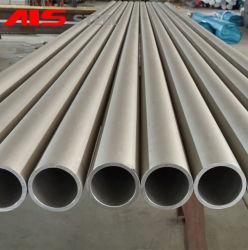 Tubo senza saldatura in acciaio inox con superficie decapata ASTM A312