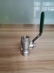 Из нержавеющей стали AISI 201 304 316 шаровой клапан