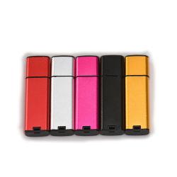 إمداد محرك أقراص USB محمول بلاستيكي USB2.0 في المصنع الصيني مباشرة عند سعر الجملة بندقيDrive