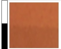 Pigment brun rouge perlé 4