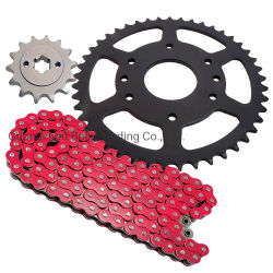 Custom цепь и звездочки для мотоциклов Ktm 200 Герцог/RC