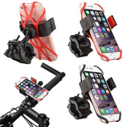 دراجة دراجة دراجة دراجة دراجة دراجة حامل حامل حامل حامل Silicone للهاتف الخلوي GPS