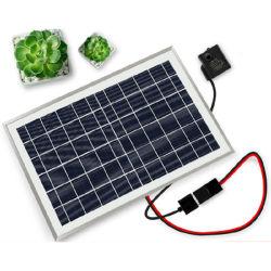 Solarpumpen-Mikrowasser-Pumpe 12V für pflanzendes Wasserkultursystem
