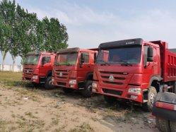 De gebruikte Vrachtwagen van de Stortplaats gebruikte de Gebruikte Stortplaats Semi Sinotruk howo-7 van de Lage Prijs HOWO de Vrachtwagen van de Stortplaats voor Verkoop